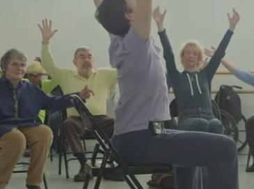Dans mee via Zoom (gratis introductie-les)
